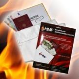 Feuerfeste Dokumententasche Tresor feuerfest
